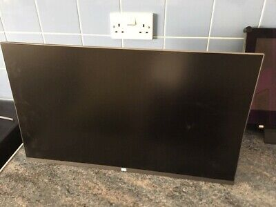 """EG 27144 27"""" Monitor QHD 144hz 1ms Gaming  Monitor - For Spare Parts or Repair"""
