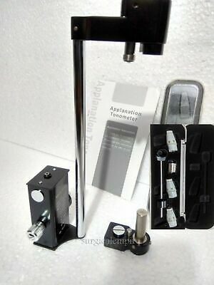 Applanation Tonometer For Slit lamp New Case Free Shipping