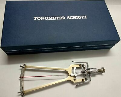 Tonometer Schiotz Riester Brand New Free Shipping