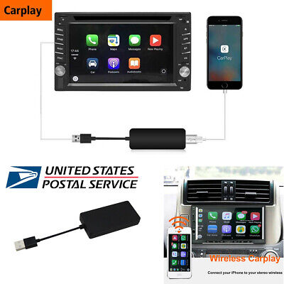 Carlinkit Wireless Smart Link Usb Carplay Dongle For Car Android