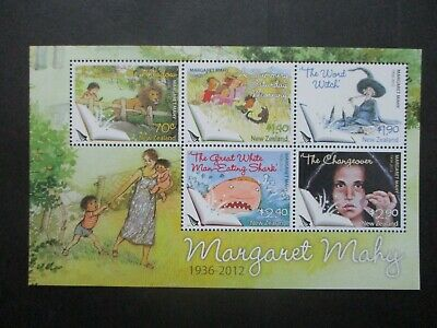 World Stamps: NEW ZEALAND - Set/Sheet (MNH) - Great Item, Must Have! (S4258)