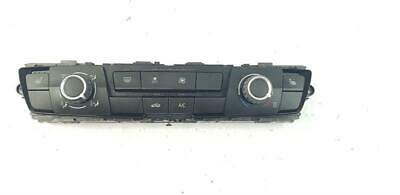 2011-2015 F20 BMW 1 Series HEATER CONTROL PANEL ASSEMBLY 935413301