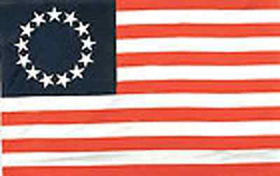 BETSY ROSS  Flag 3' X 5' new!