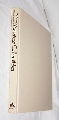 Catalog of American Collectibles HB w/out dj-William C. Ketchum-1982-320 pages