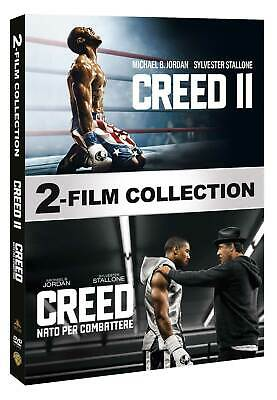 Dvd Creed Collection (2 Dvd) 2018 Film - Drammatico Warner Home Video - NUOVO