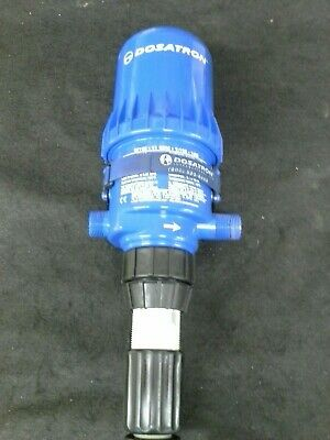 Dosatron DI 150 Water Powered Injector 1%-5%, w/ Mounting Bracket