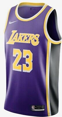 23 Years City 8 Kid's La Nike James Jersey Purple Lakers Nba BtdQsrxCh