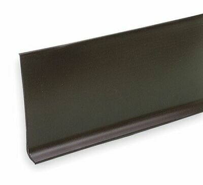 ZORO SELECT 2RRX1 Wall Base Molding,  Brown, 720 In. L