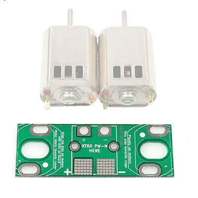 Simplified PCB Motor Upgrade Welding Circuit Board for Nerf Stryfe Accessories