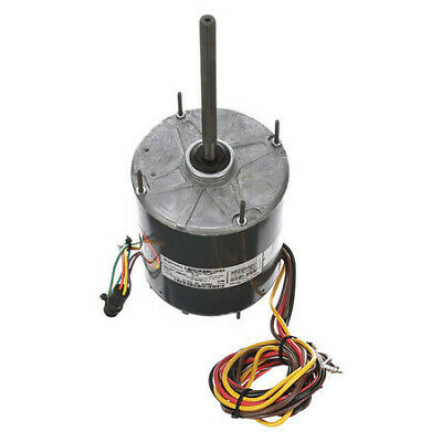GENTEQ 3C007 Fan Motor,1//2 HP,1625 rpm,60//50Hz