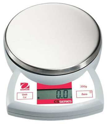 OHAUS CS5000P Digital Compact Bench Scale 5kg/11 lb. Capacity