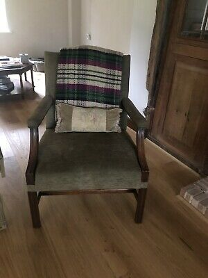 Gainsborough Chair Mahogany Handmade