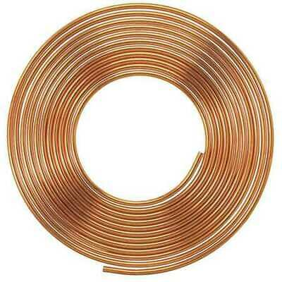 "MUELLER INDUSTRIES LSC2020P 3/8"" OD x 20 ft. Coil Copper Tubing Type L"