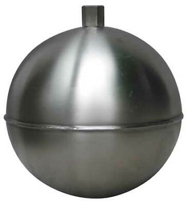 NAUGATUCK GR80S421HE Float Ball,Round,SS,8 In