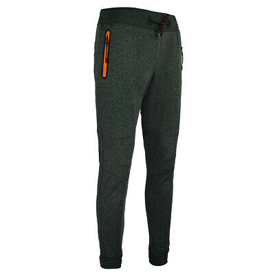 XS Sport Men's Solid Sport Jogger Pants w/ Color Pockets