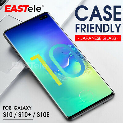 Samsung Galaxy S10 5G Plus S10e 10D Full Cover Tempered Glass Screen Protector