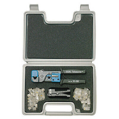 IDEAL 33-750 Crimper and Connector Kit