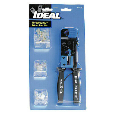 IDEAL 33-700 Crimper and Connector Kit