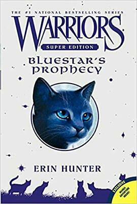 Warriors Super Edition: Bluestar's Prophecy by Erin Hunter PAPERBACK 2019