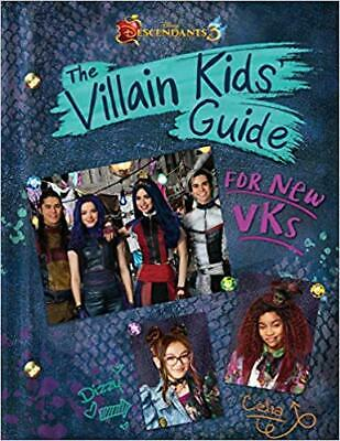 Descendants 3: The Villain Kids' Guide...by Disney Book Group HARDCOVER 2019