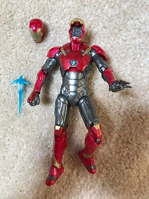 "Marvel Legends IRON MAN SENTRY 6"" Figure Spider-Man Homecoming Movie 2 pack Exc"