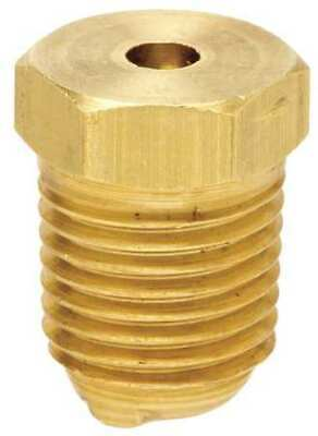 CDI CONTROL DEVICES CS12-100 Cold Start Valve,1/8 in.,Brass