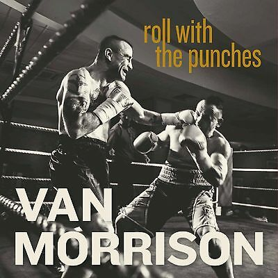 """Van Morrison """"Roll With The Punches"""" Double Vinyl LP Record (New & Sealed)"""