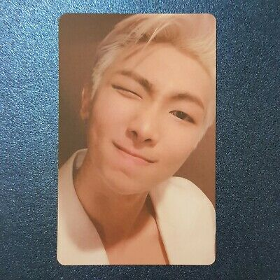 Rm - Official Photocard BTS Map Of The Soul : Persona ver.02 Kpop
