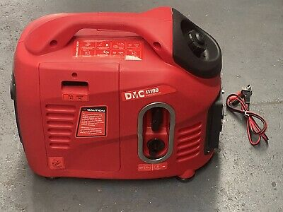 NEW Inverter Generator 1.3KW Max 1.5KW Rated Pure Sine Portable Camping