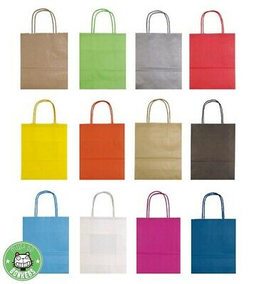 Recyclable Party Event Bags / Reusable Wedding Favour Shop Gift Bag 18x8x23cm TD