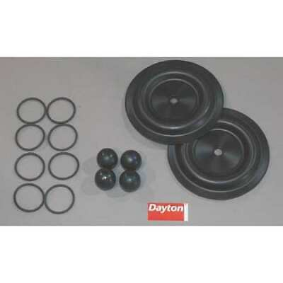 DAYTON 6PY59 Pump Repair Kit,Fluid