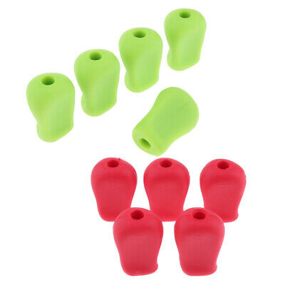 10X Kids Toddler Silicone Pen Pencil Training Grips Writing Aid Pencil Grips