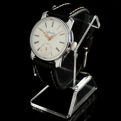 LeCOULTRE WRIST WATCH MENS BEST QUALITY 0 SIZE 15 JEWELS VINTAGE SWISS MOVEMENT