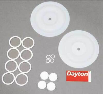 DAYTON 6PY62 Pump Repair Kit,Fluid