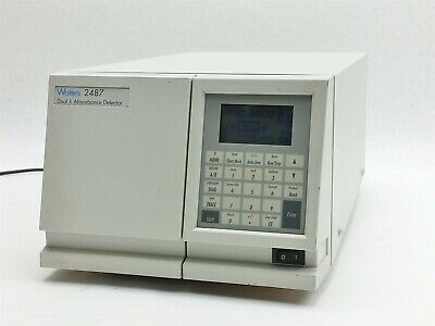 Waters 2487 Hplc Dual Wavelength Chromatography Absorbance Detector Wat081110