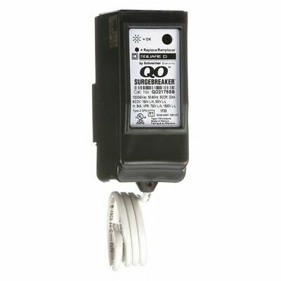 SQUARE D QO2175SB Surge Protection Device,1 Phase,120/240V