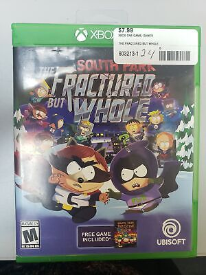 South Park: The Fractured But Whole  - Xbox One Game