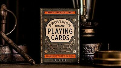 Provision Playing Cards  - Theory 11