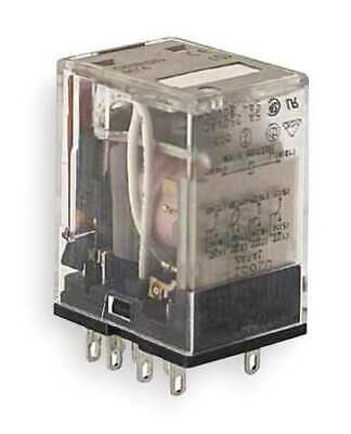 S OMRON MY4N-AC220//240 Plug In Relay,14 Pins,Square,240VAC