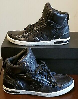 New Converse By John Varvatos Studded Weapon Mid Limited Edition Shoe Men's  7