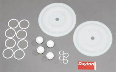 DAYTON 6PY64 Pump Repair Kit,Fluid