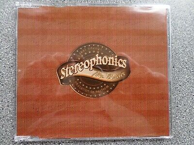 Stereophonics - Mr Writer - Cd - 3 Track Single