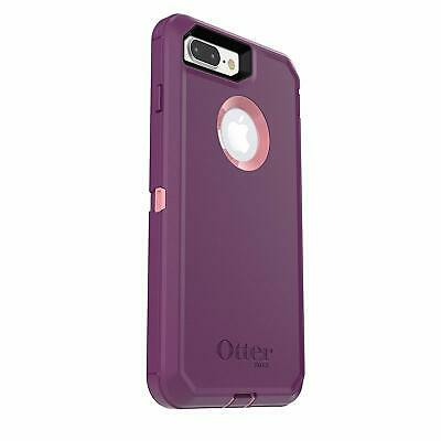 Genuine OtterBox Defender Series Case for iPhone 7 Plus Vinyasa Plum