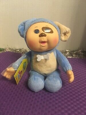 CABBAGE PATCH KIDS CUTIES BARNYARD FRIENDS BOOMER PUPPY Nwt
