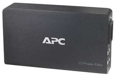 APC BY SCHNEIDER ELECTRIC C2 Power Filter,1 Phase,120V