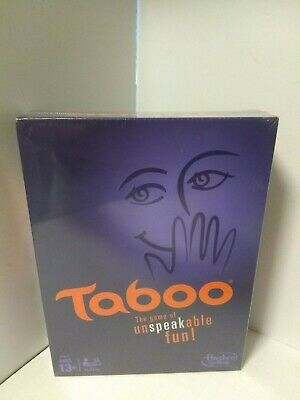 TABOO GAME SQUEAKER