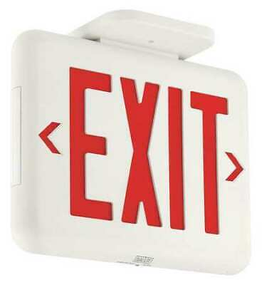 HUBBELL LIGHTING - DUAL-LITE EVEURWEI HUBBELL LIGHTING DUALLITE Exit Sign