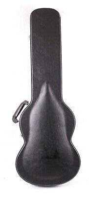 Musician's Gear Deluxe SGS Solid-Guitar-Style Hardshell Case Black BLEMISH