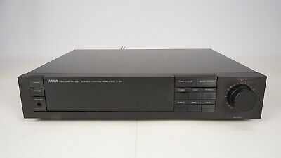 Yamaha C-60 Preamplifier - Natural Sound Stereo Control Amplifier - Phono Stage