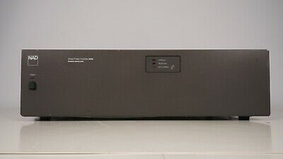 NAD 2200 Stereo Power Amplifier - Power Envelope - 140 Watts per Channel